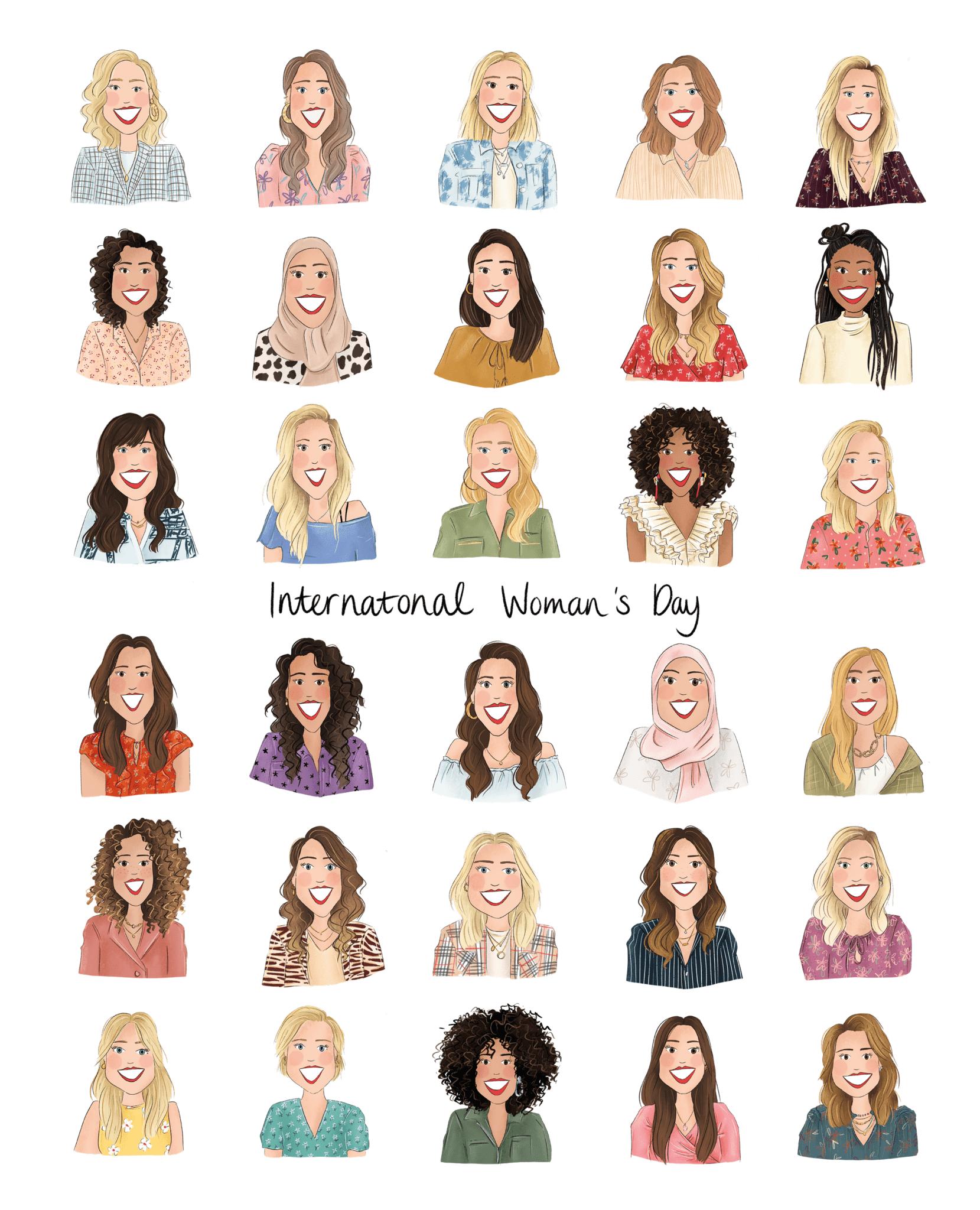 Je bekijkt nu International Women's Day!